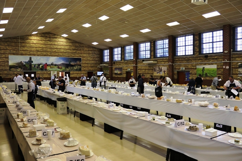 SA Dairy Championships attracts almost 900 entries